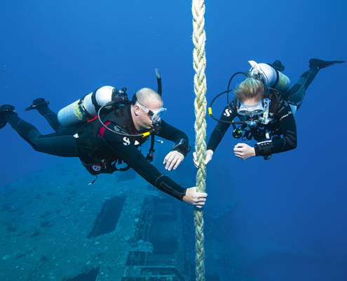 Want to Become a Better Scuba Diver